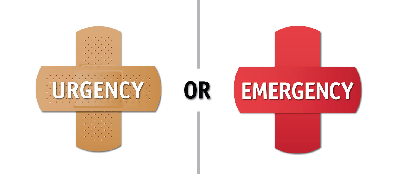 urgency or emergency san juan regional medical center